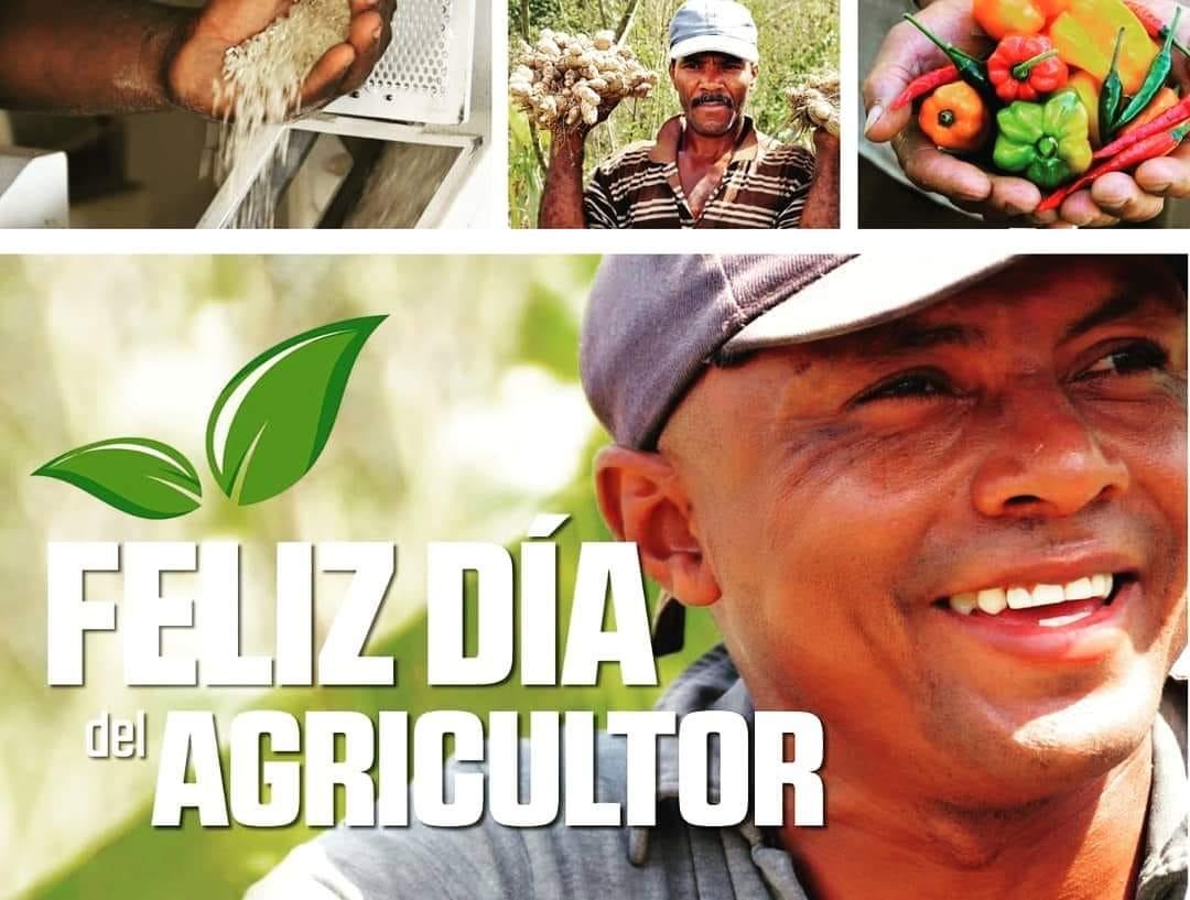 Hoy celebramos en esta fecha el Ida Nacional del Agricultor